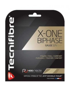 TECNIFIBRE X-ONE Biphase  1,24 12m
