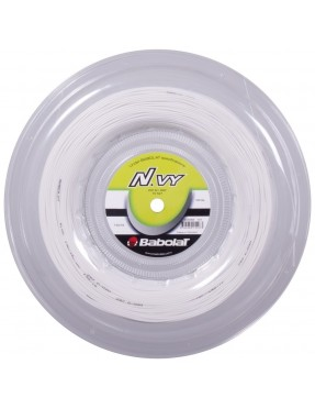 BABOLAT N. VY 200m 1.25mm (Blanco)