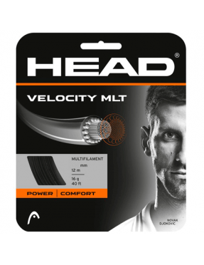 HEAD Velocity MLT 1.30 Black 12m