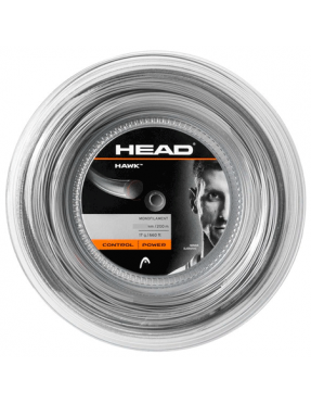 HEAD Hawk Grey 1.25 200m