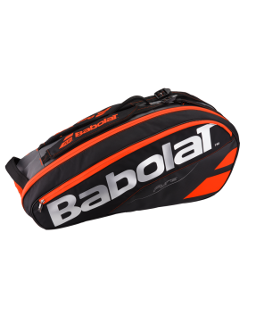 BABOLAT Pure x12 Black/FluorRed