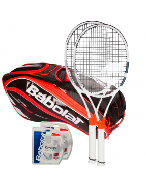 Pack BABOLAT Pure Strike 18x20
