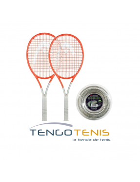copy of PACK YONEX VCore 100-300gr Flame/Red