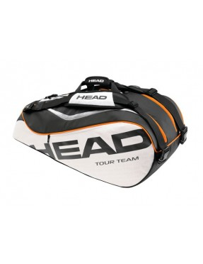 HEAD Tour Team Combi (Negro/Blanco)