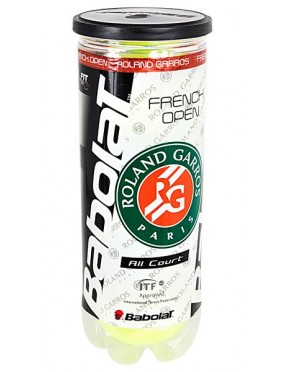 BABOLAT French Open All Court x3