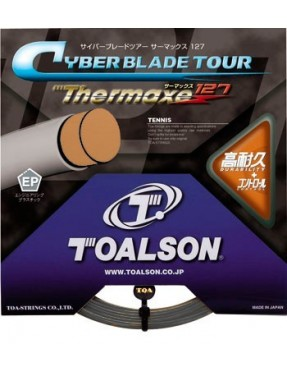 TOALSON Cyber Blade Tour Thermaxe Silver 1.23 13m