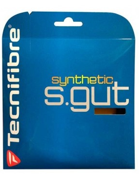 TECNIFIBRE SYNTHETIC GUT Black 1.35 12m