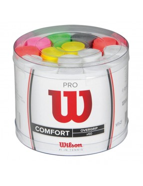 WILSON Overgrip Bowl x50 (Mixto)